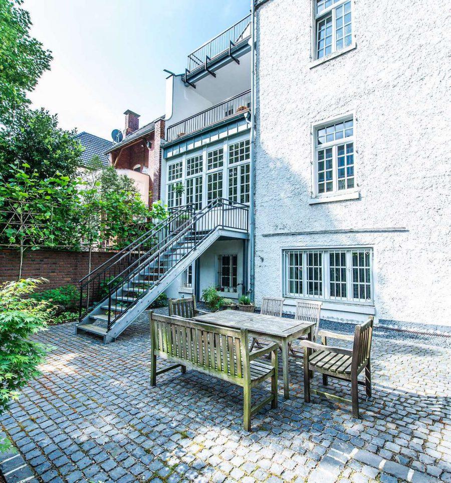 Terrassengestaltung in Düsseldorf